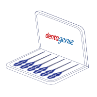 Dentagenie Interdental Soft Picks 40pcs